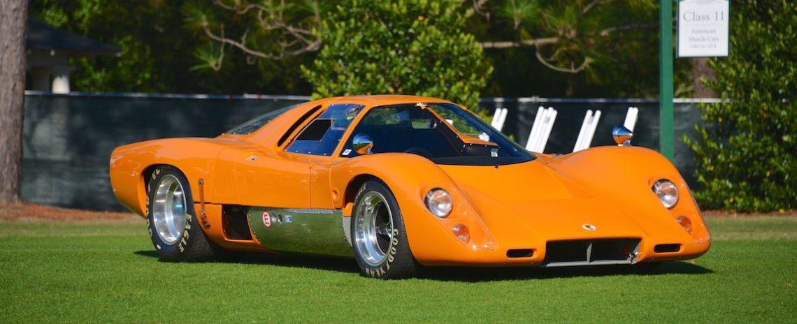 1969 McLaren M6/GT