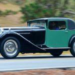 Restored Bugatti Type 50 S at Pebble Beach Concours 2014