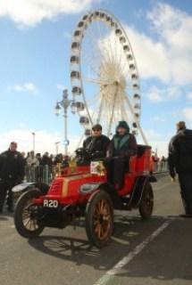 November 2012, London to Brighton Veteran Car Run