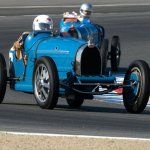 Bugatti Grand Prix Featured at 2010 Monterey Historics