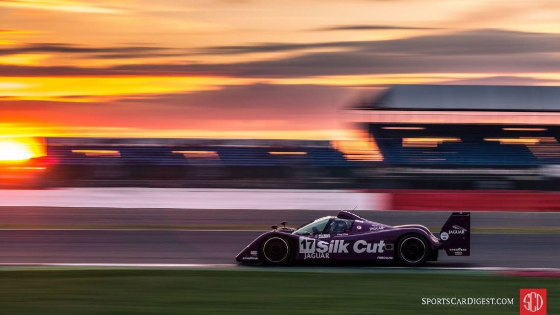 Silk Cut Jaguar XJR-14