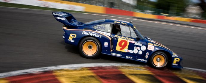 Porsche 935 at Spa Classic 2012
