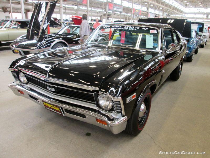 1969 Chevrolet Nova SS 2-Dr. Sedan