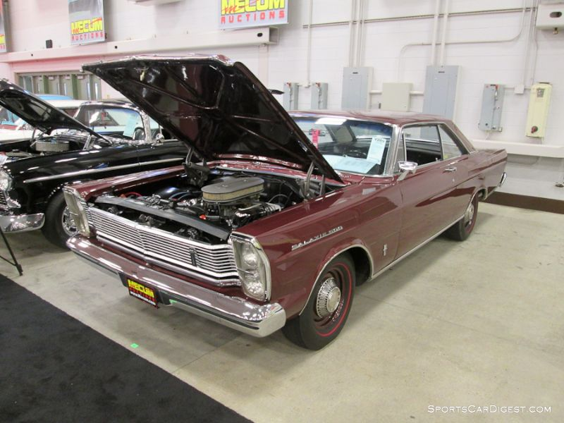 1965 Ford Galaxie 500 XL 2-Dr. Hardtop