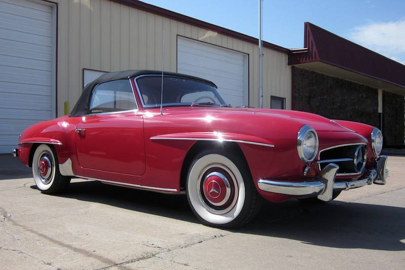 Leake auctions tulsa 2014 auction results for Mercedes benz of tulsa