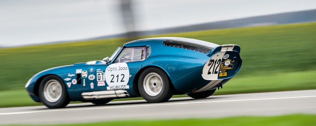 1964 Shelby Daytona Cobra Coupe