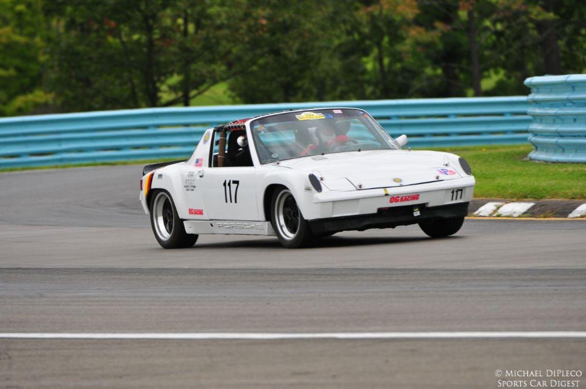 1970 Porsche 914/6.