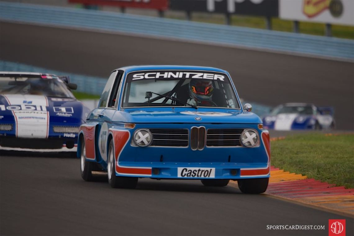 1968 BMW 2002 - William Glavin III.