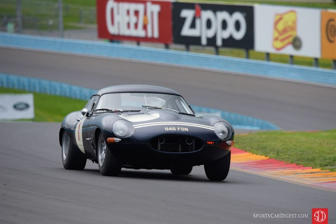 1963 Jaguar E-Type Low Drag Coupe - Adam Lindemann