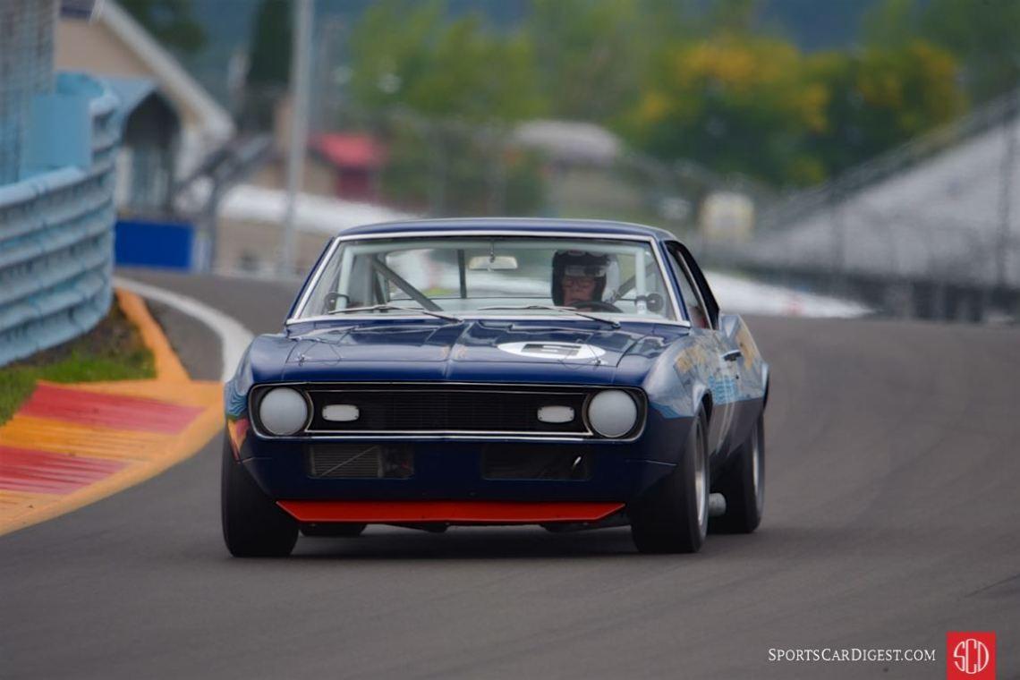 1968 Chevrolet Camaro- Thomas McIntyre.