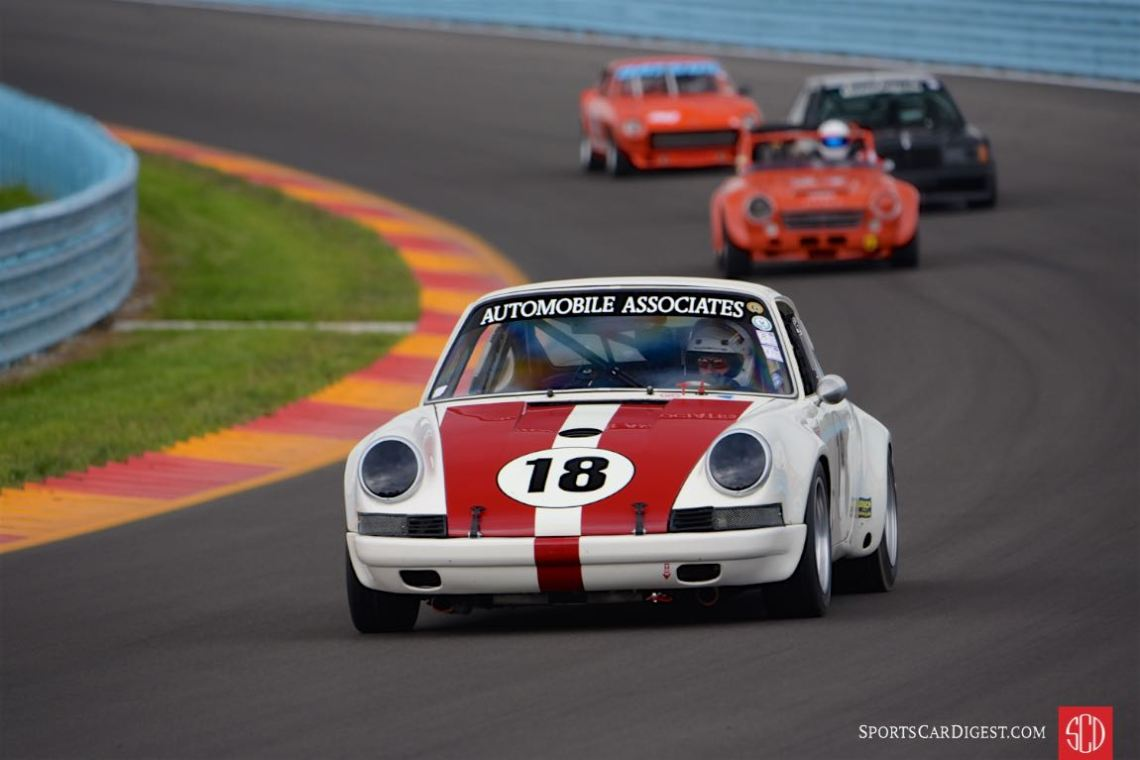1968 Porsche 911 - Jim Hamblin.