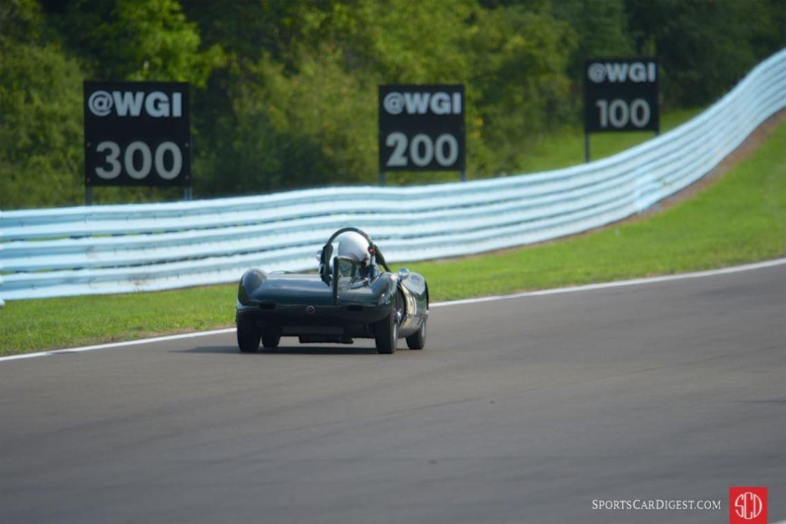 1957 Tojeiro Sports Racer- Marc Cendron.