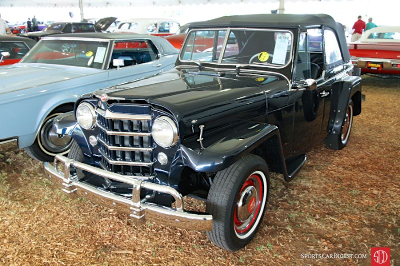 1950 Willys Jeepster Phaeton