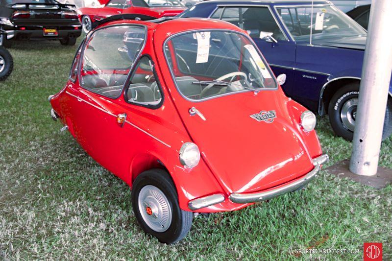 1963 Heinkel Trojan Coupe