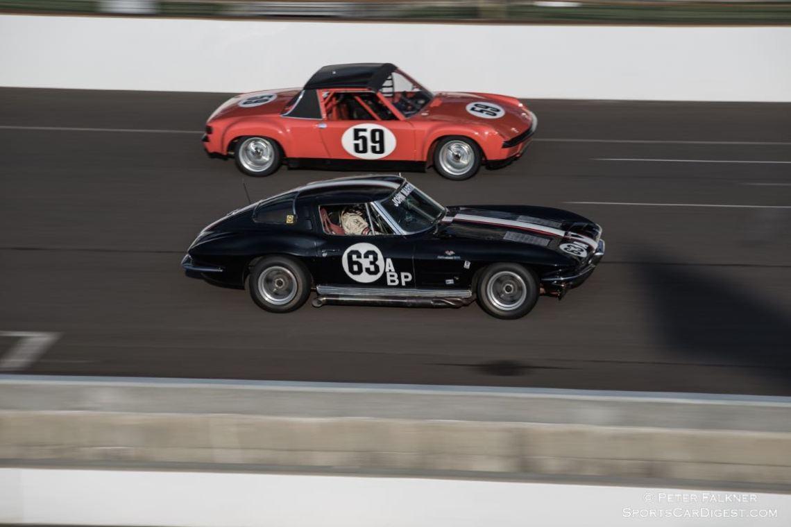 John Martin, 63 Corvette