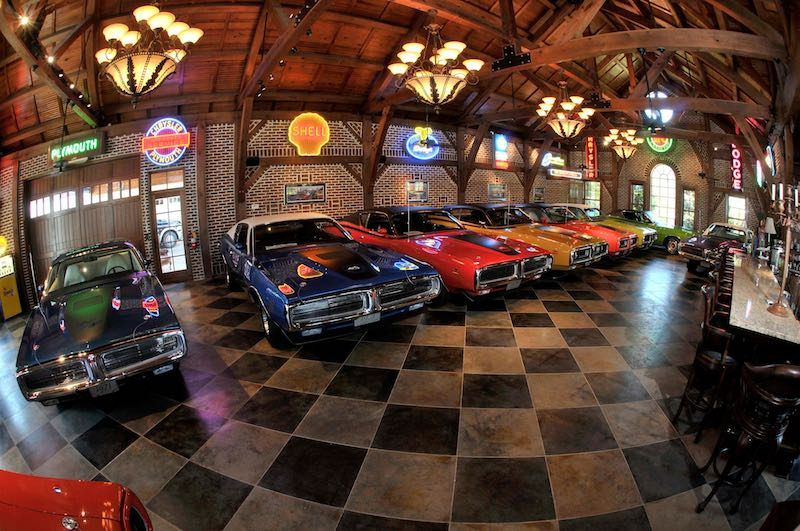 Classic Car Showrooms In Florida