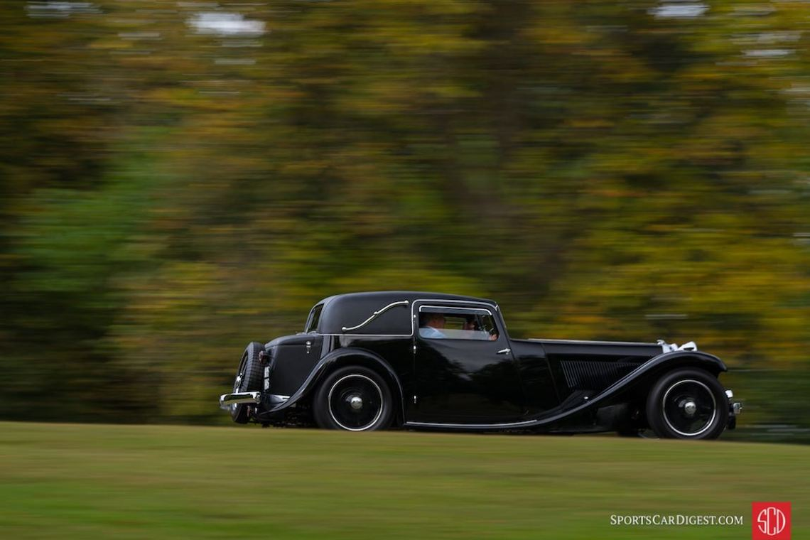 Windsor Castle Concours of Elegance 2016 - Picture Gallery