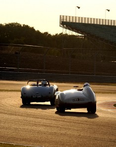 Woodcote Trophy at Silverstone Classic 2012