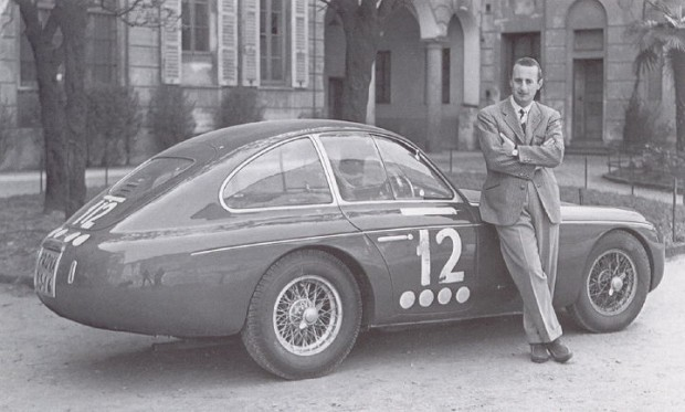 Ferrari Tipo 166 Zagato