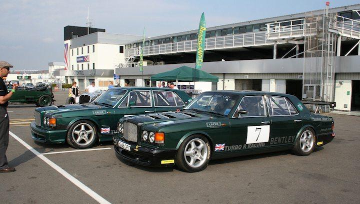 bentley drivers club mira sprint