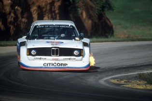 David Hobbs in the BMW 320 Turbo