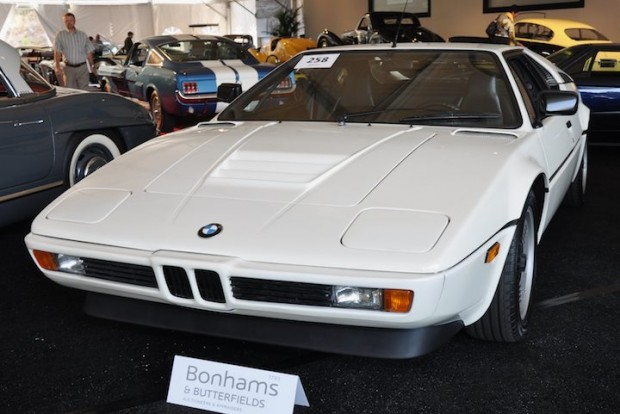 <strong>1981 BMW M1 Coupe Sold for $147,800 versus pre-sale estimate of $100,000 - $140,000.</strong>