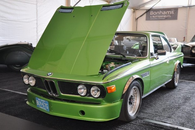 <strong>1975 BMW 3.0 CSL Batmobile – Sold for $150,000 versus pre-sale estimate of $180,000 - $220,000.</strong>