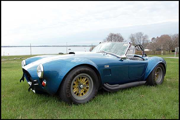 <strong>1966 Shelby 427 S/C Cobra Sold for $1,300,000</strong> - CSX 3034
