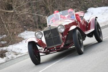 Coppa Milano-Sanremo Alfa Romeo