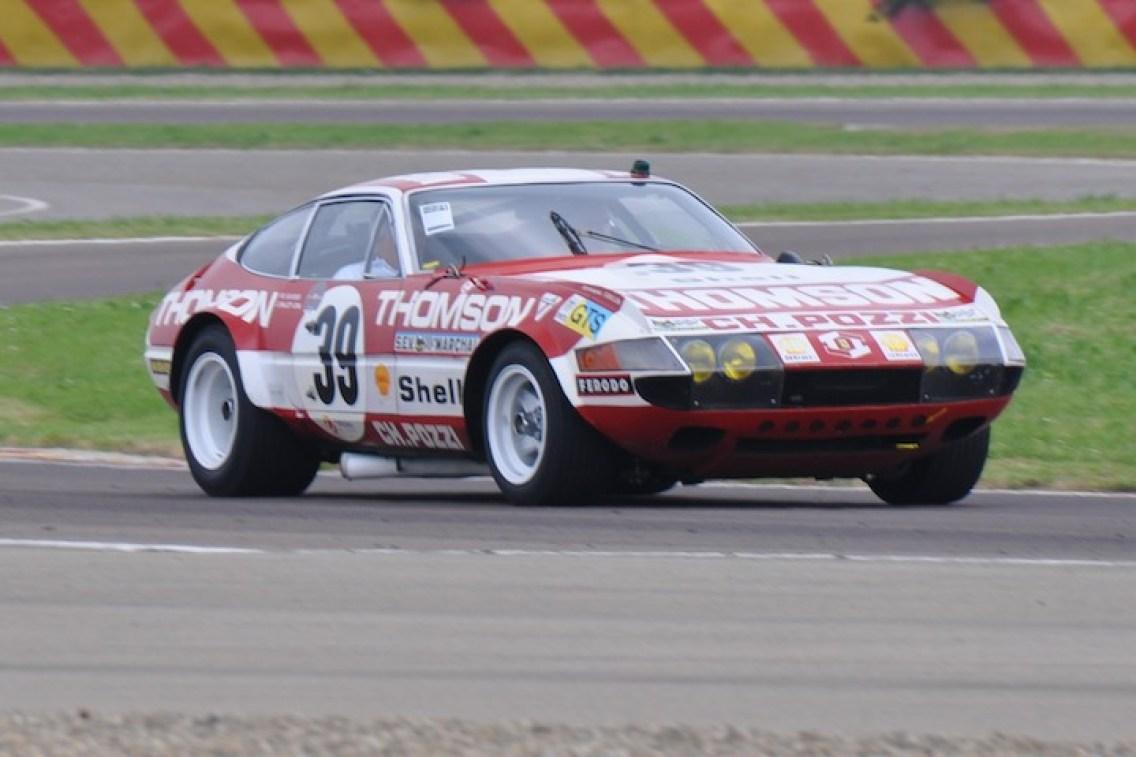 Ferrari 365 GTB\/4 Daytona Competizione \u2013 History, Profile \u0026 Photos