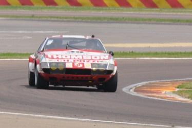 1973 Ferrari 365 GTB 4 Competizione at Fiorano