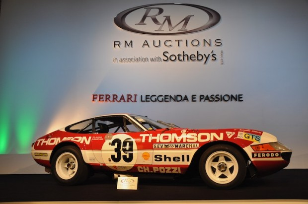 1973 Ferrari 365 GTB 4 (Daytona) Competizione GR. IV