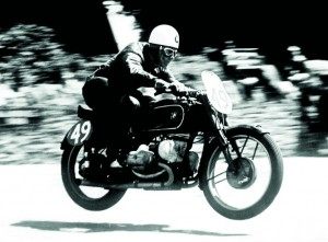 Georg Schorsch Meier Won the 1939 Isle of Man Tourist Trophy