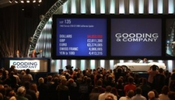 Pebble Beach Auction Results  Gooding  Company