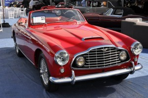 1953 Aston Martin DB 2/4 Drop Head Coupe Sold For $1,650,000