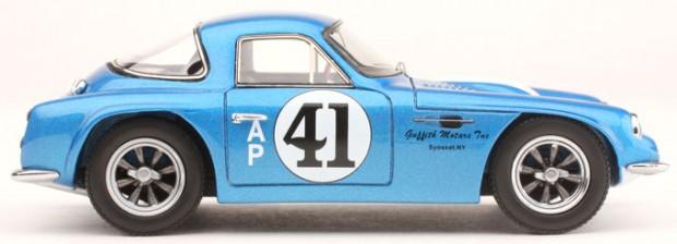 Automodello Griffith Tribute Edition Right Profile