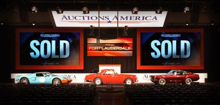 Auctions America Fort Lauderdale 2015