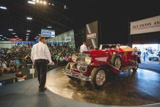 1931 Duesenberg Model J Convertible Sedan Auctions American Auburn Fall 2016