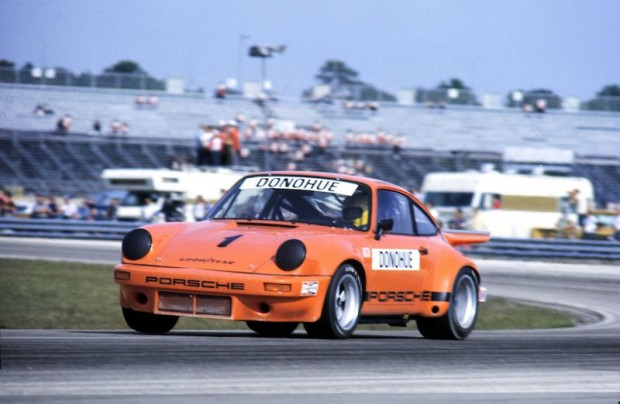 Mark Donohue in IROC Porsche 911 RSR