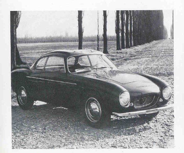 Lancia Appia Zagato Double Bubble