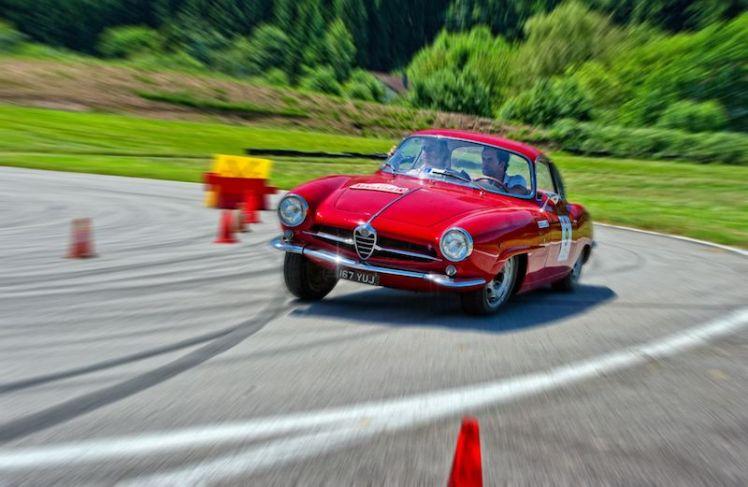 1961 Alfa Romeo Giulietta Sprint Speciale