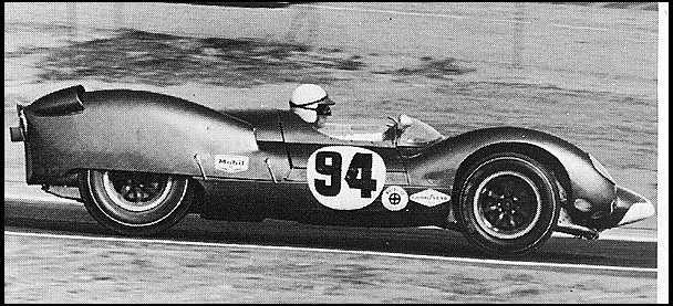 1964 Cooper Monaco King Cobra Riverside
