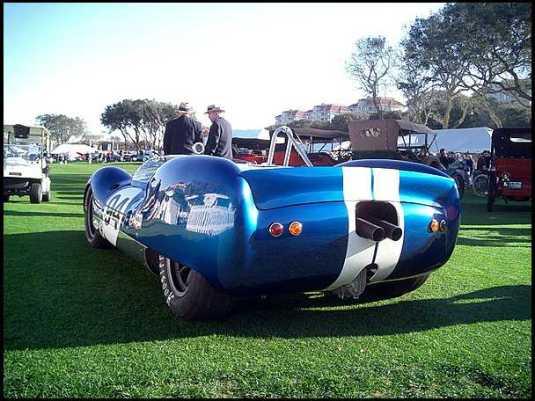 1964 Cooper Monaco King Cobra Rear Picture