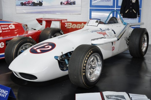 <strong>1964 Dean Van Lines Special Roaster – Sold for $231,000 versus pre-sale estimate of $300,000 - $400,000. </strong>Launched Mario Andretti's career; had countless wins in its much documented history; featured In IMAX Movie <em>Super Speedway; </em>sold without reserve.