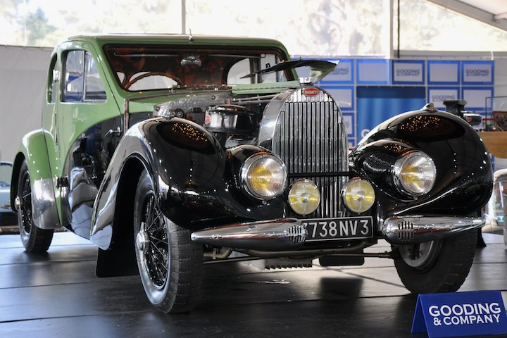 2009 Pebble Beach Auction Results – Gooding & Company