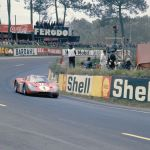 1967 24 Hours of Le Mans Victory Celebrated