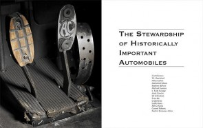 The Stewardship of Historically Important Automobiles