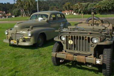 Historic Military Display