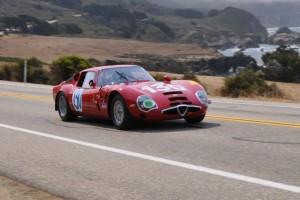 1965 Alfa Romeo TZ2 Zagato Competition Berlinetta