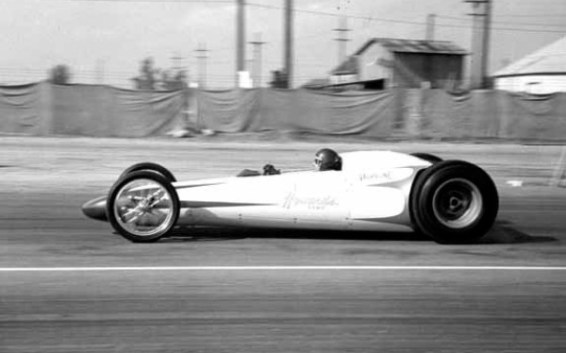 Chuck Jones at Pomona in 1960
